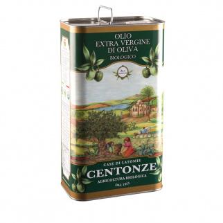Huile d'Olive Extra Vierge Biologique Monovariétale Nocellara del Belice 3 lt