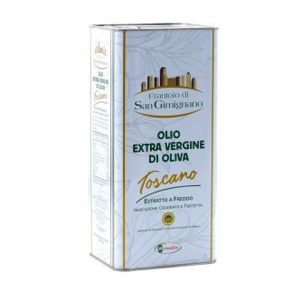 Extra Virgin Olive Oil Toscano PGI 5 lt