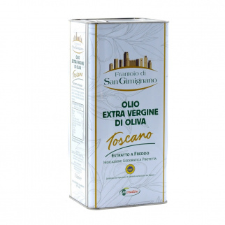 Huile d'Olive Extra Vierge Toscano IGP 5 lt