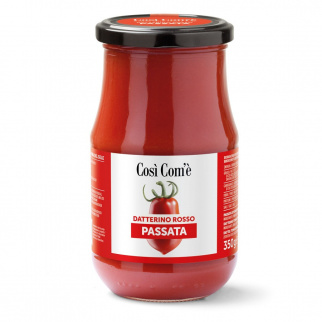 Passata Red Datterino Tomato Sauce 350 gr