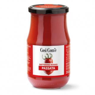 Purée de Tomate Datterino Rouge 350 gr