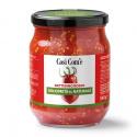 Dolcimetà Tomates Datterino Rouges au Naturel coupées en deux 540 gr