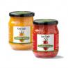 Bis Dolcimetà Così Com'è: Tomates Datterini Rouges et Jaunes au Naturel 540 gr x 2
