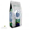 Café en grains mélange VERT/DEK Caffè Borbone 1 kg
