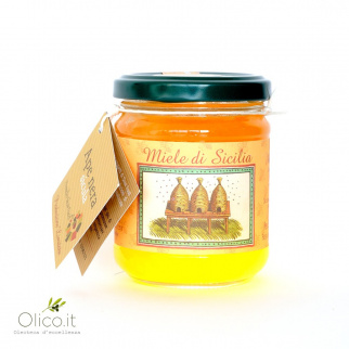 Miele di Asfodelo - Ape Nera Sicula