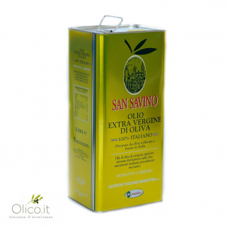 Extra Virgin Olive Oil San Savino
