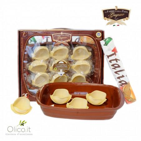 La Caccavella au four-  Pâtes de Gragnano IGP