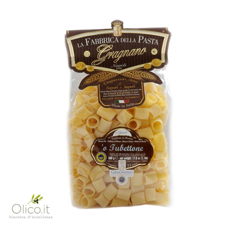 Tubettoni - Gragnano Pasta PGI