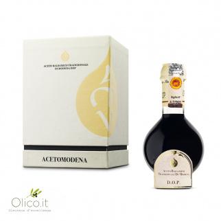 Vinaigre Balsamique Traditionnel de Modena AOP Affiné 12 ans White Box 100 ml