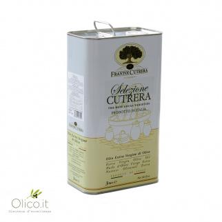Extra Virgin Olive Oil Selezione Cutrera 3 lt