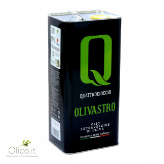 Huile d'Olive Extra Vierge Olivastro 5 lt