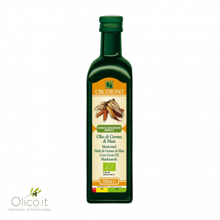 Biologische Maïskiemolie 750 ml